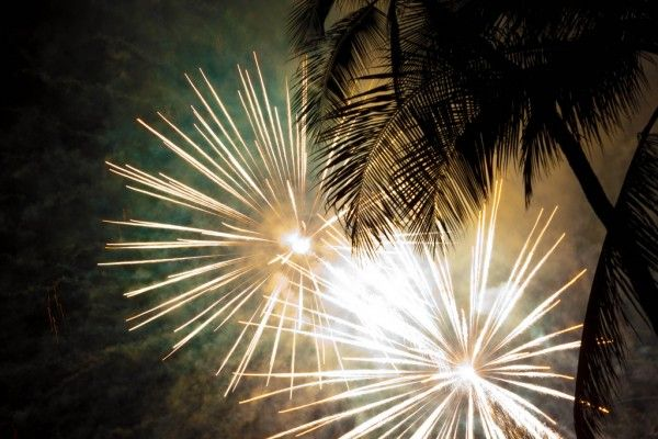 Hau Oli Makahiki Hou Happy New Year 2014 Best Places To Watch Hawaii New Year S Eve Fireworks Shows Hawaii Tours Hawaii Honeymoon Fireworks