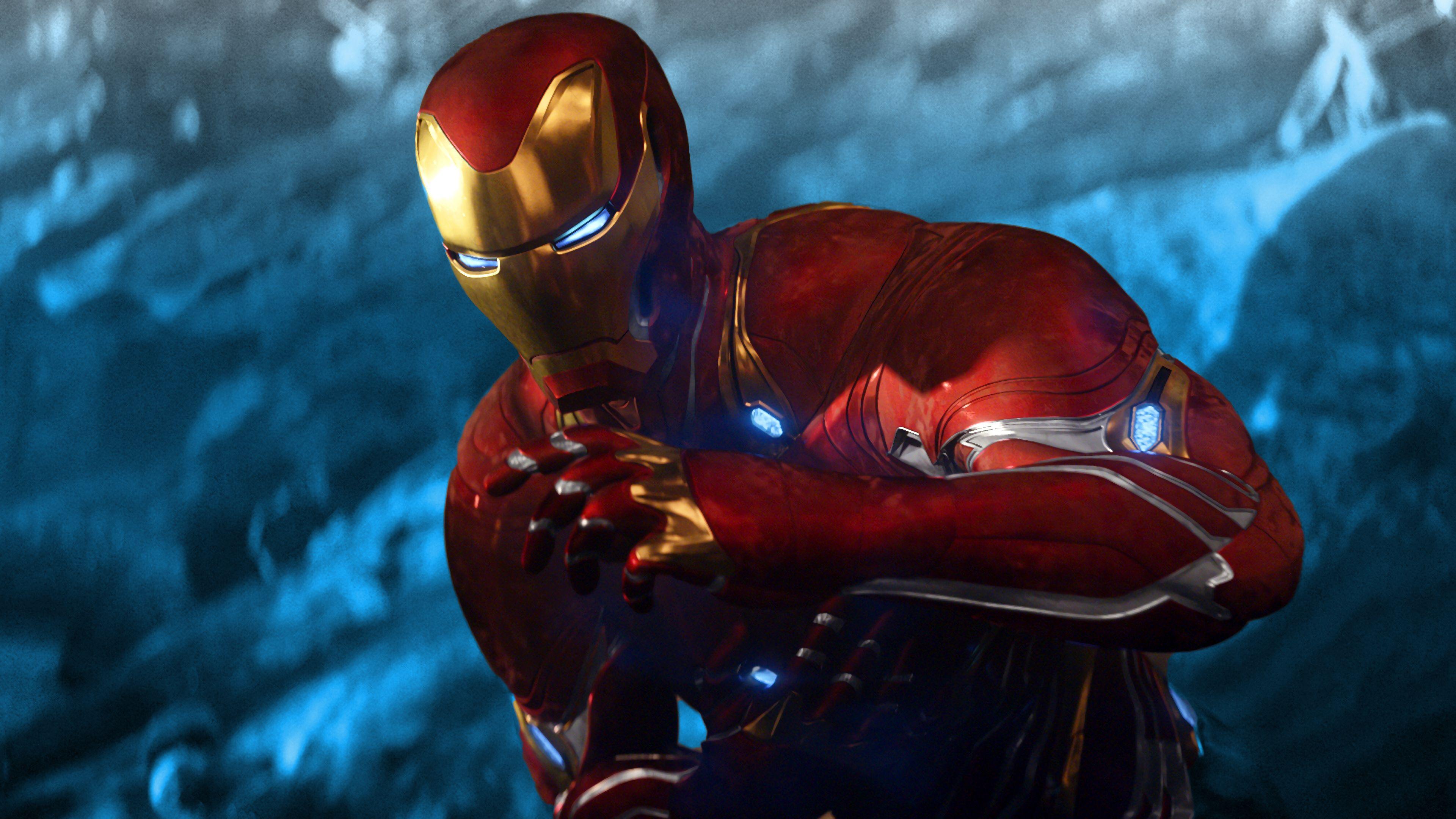 Iron Man Infinity War 4k superheroes wallpapers, iron man