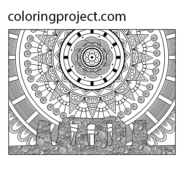 Imagine Coloring Page Ancient Coloring Pages Color Therapy Weird And Wonderful