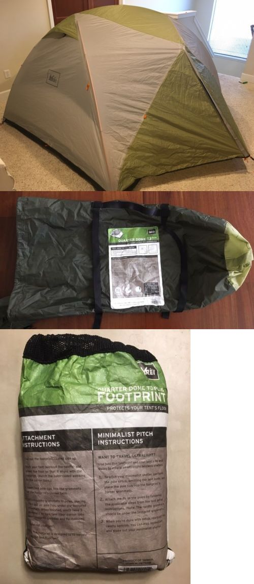 Tents 179010 Rei Quarter Dome T3 Plus Backpacking Tent With Footprint -u003e BUY IT & Tents 179010: Rei Quarter Dome T3 Plus Backpacking Tent With ...