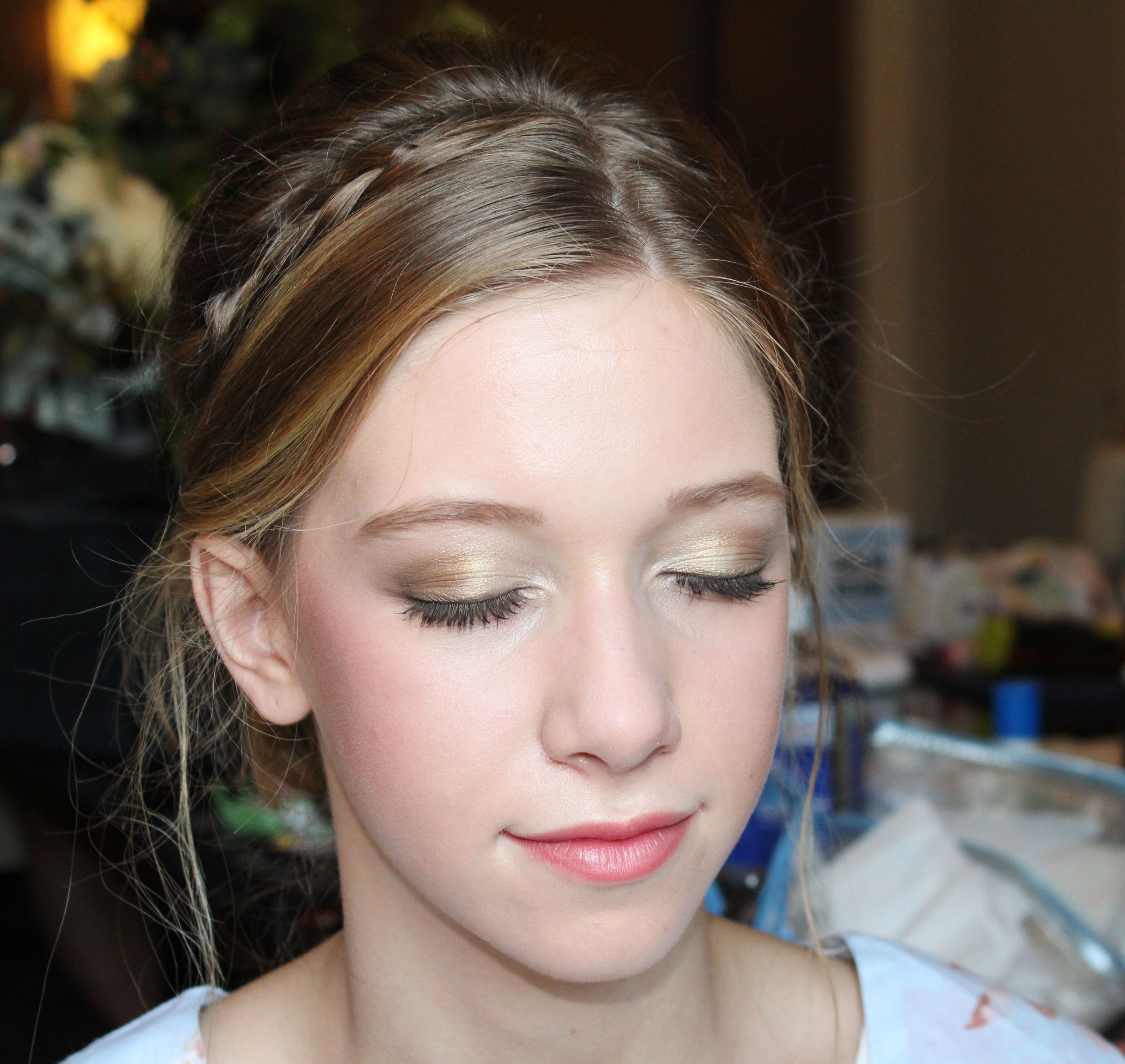 Makeup for Junior Bridesmaid @LeReveMakeup