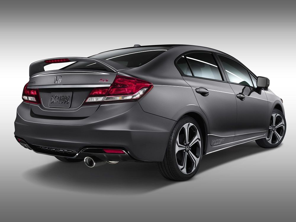 The 2015 Honda Civic Review Always Mentions This Car As The Simple But  Elegant Car.