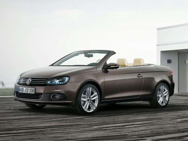 10 Best Hardtop Convertibles Vw Eos Volkswagen Volkswagen Car