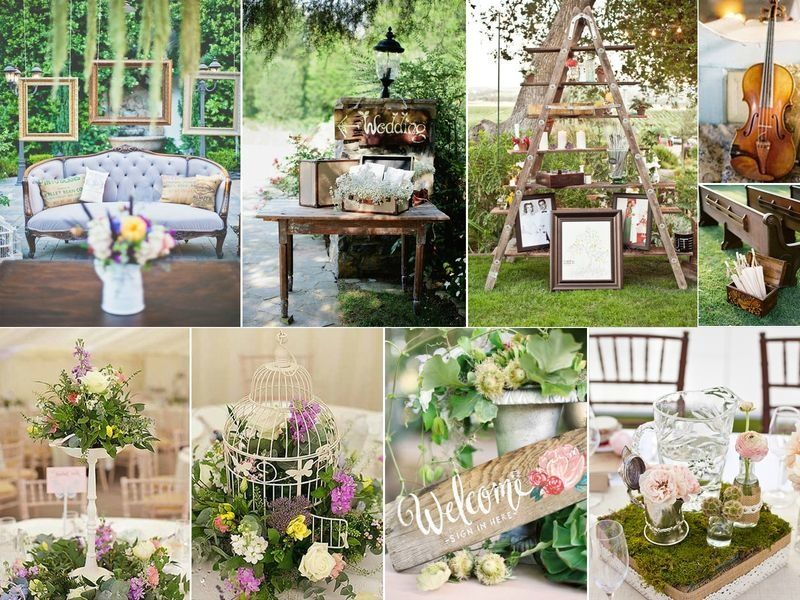 Mariage Thme Shabby Bohme Chic Mariage Shabby Chic