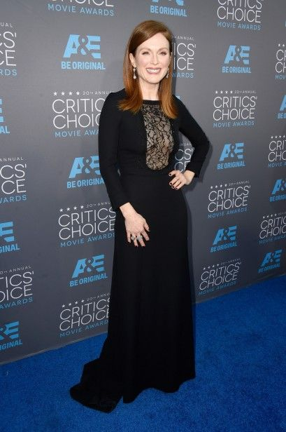 Julianne Moore de Saint Laurent