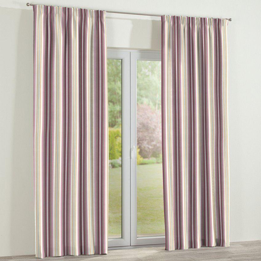 vorhang mit kr uselband gardinen pinterest vorh nge gardinen und kr useln. Black Bedroom Furniture Sets. Home Design Ideas