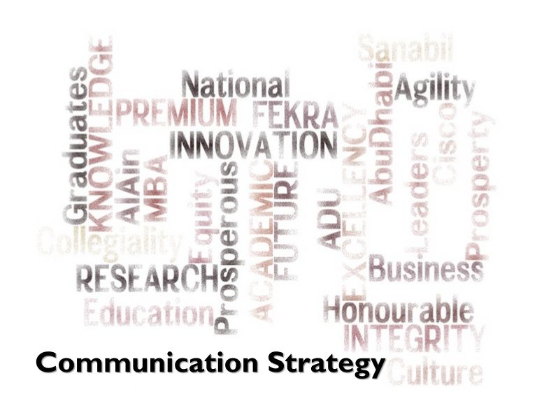 University  Communication Strategy  Public Relations Today