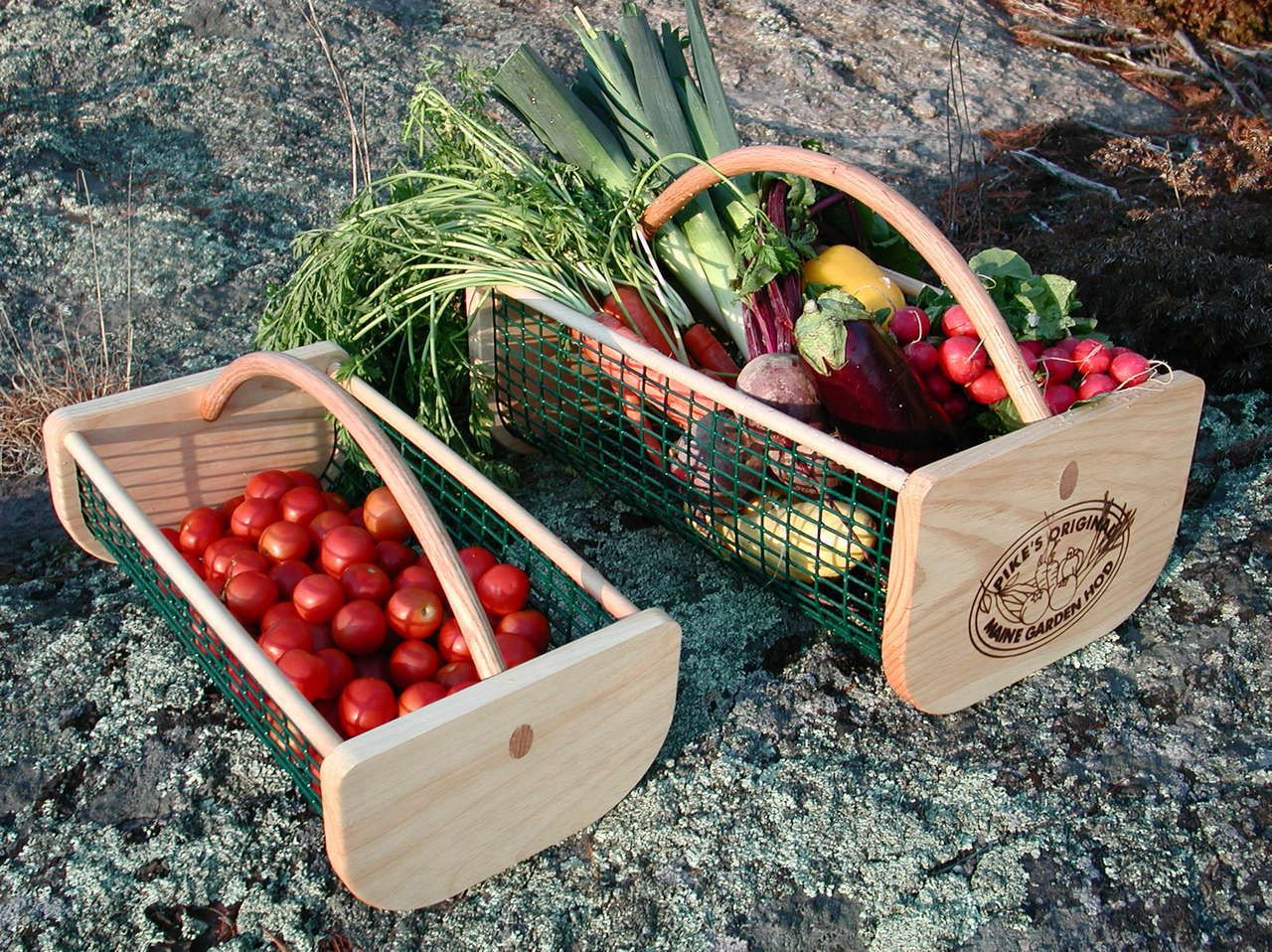 Garden Hod Gather and Rinse Your Harvest USA Made