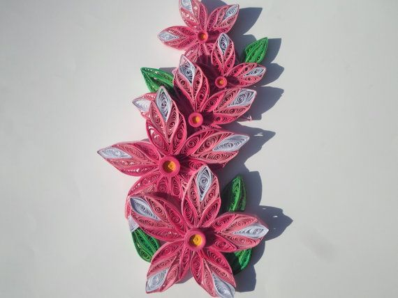 Quilling Wall Decoration
