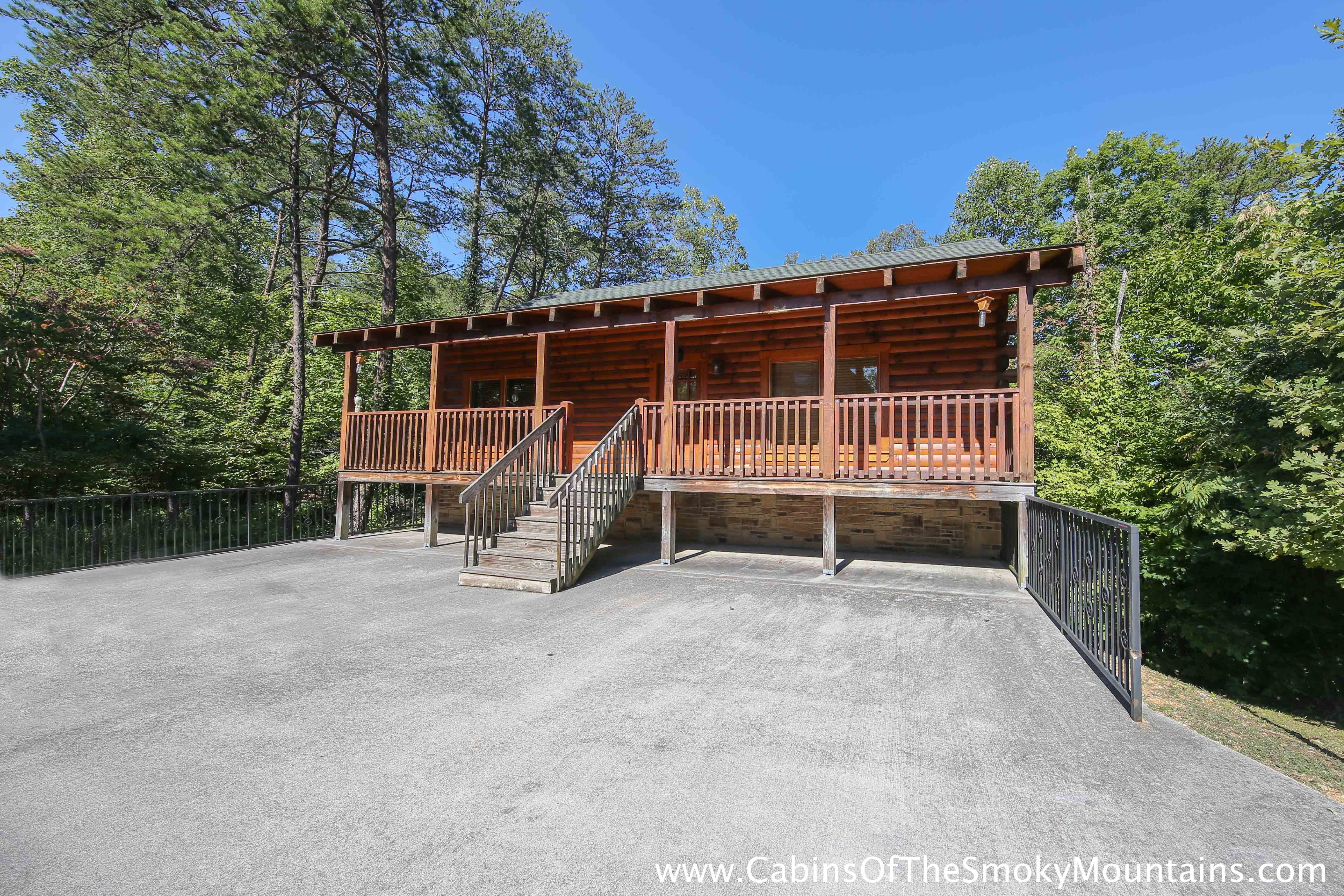 rentals a laurel gatlinburg bedroom mountain smokey cabins tn cottage cabin smoky tennessee in chalets