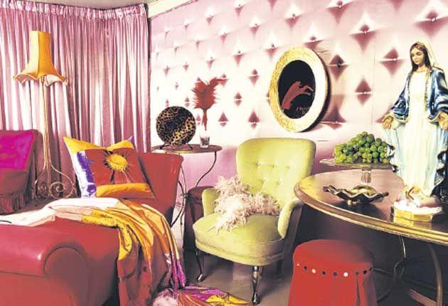 kitschy living room wood design kitsch publicado por en 15 36 2comentarios