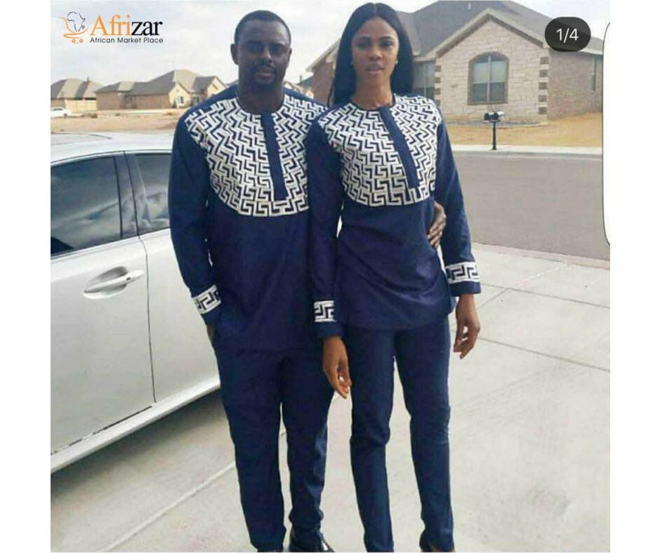 Buy African Women And Men Clothing African Prince And Princess Clothi Online At Afrizar African Clothing For Men African Fashion African American Fashion