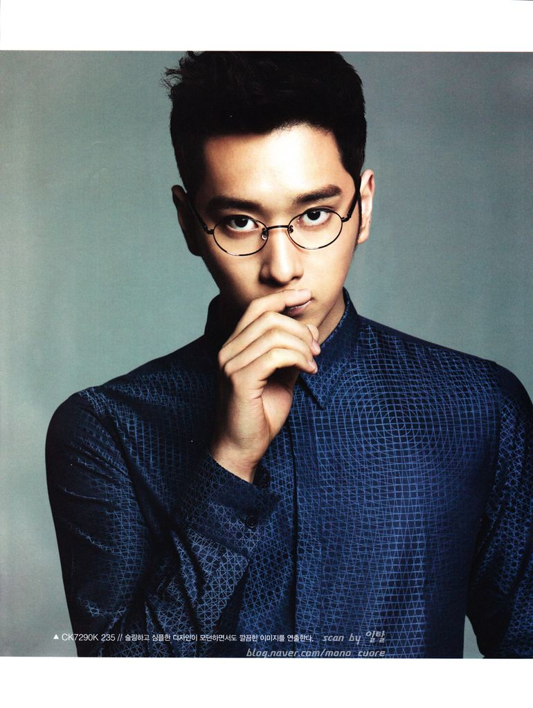 Hwang Chansung ♡ #2PM | 2pm | Pinterest | Eyewear, Esquire ...  Hwang Chansung ...
