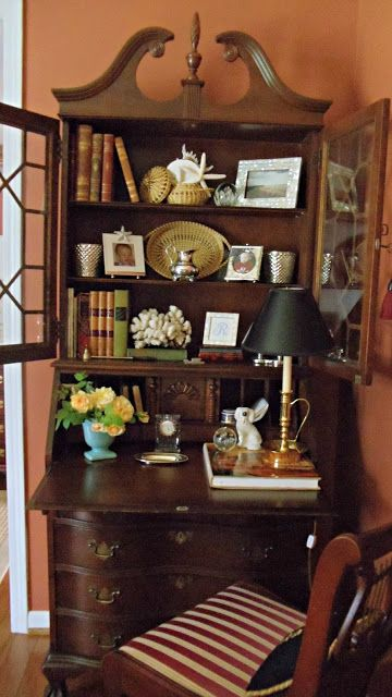 Upstairs Downstairs: Changing the Secretary, Again | Antique ...