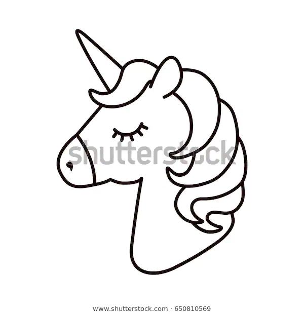 Disegni Di Unicorni Per Bambini In Bianco E Nero Ricerca Google Nel 2020 Disegno Unicorno Immagini Di Unicorno Doodles Carini