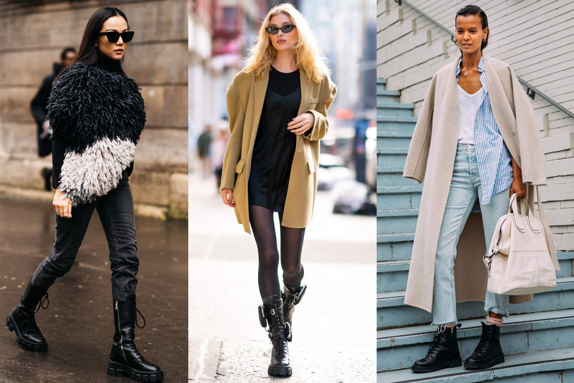 This Season S Most Covetable Combat Boots