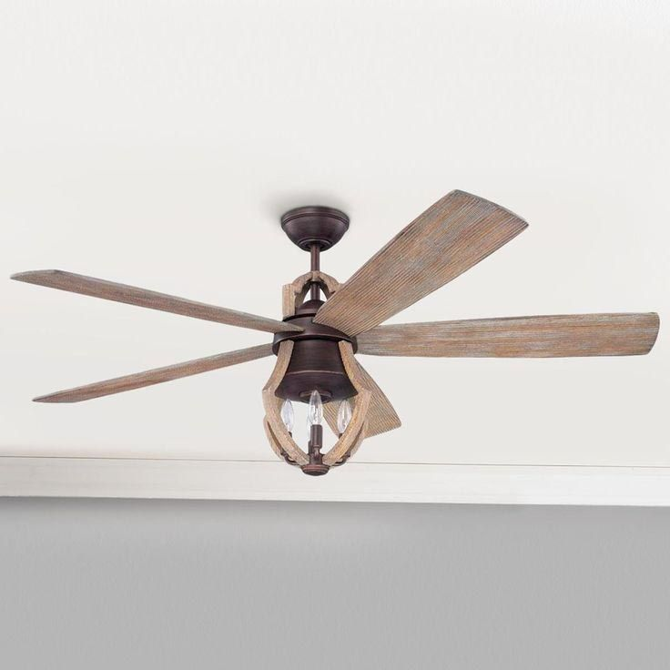 Ceiling Fan With Chandelier Attached