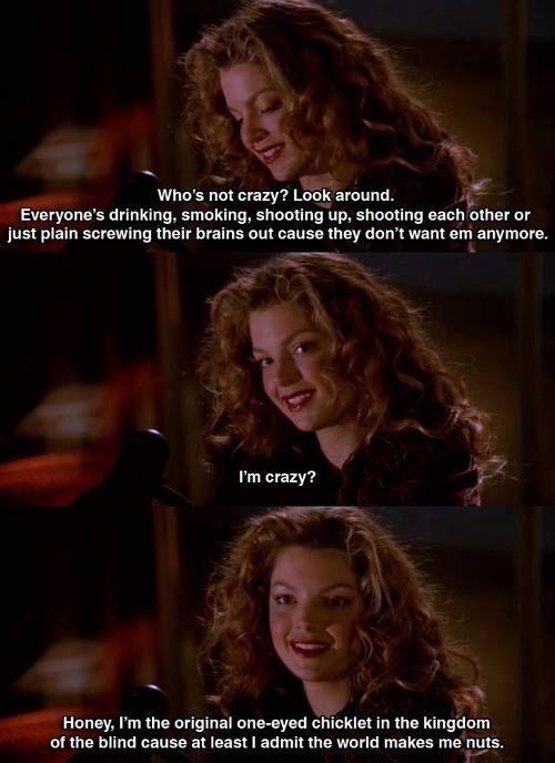 Glory, she was the best villain on Buffy the Vampire Slayer  Buffy