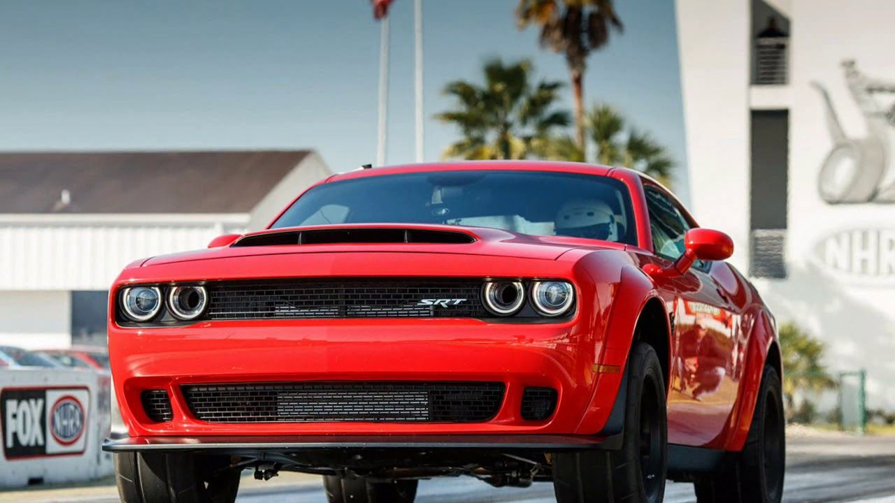 2018 Dodge Challenger Horse And Engine Performance The Maker Are So Hy