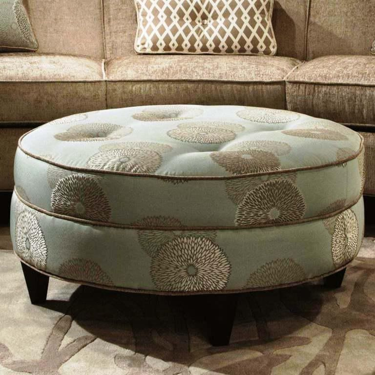Stupendous Beautiful Large Round Storage Ottoman Best Round Ottoman Caraccident5 Cool Chair Designs And Ideas Caraccident5Info
