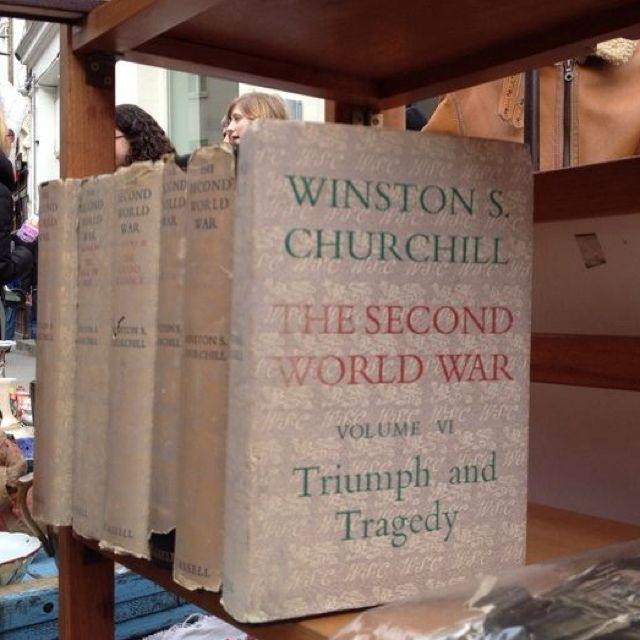 Books @ portobello market