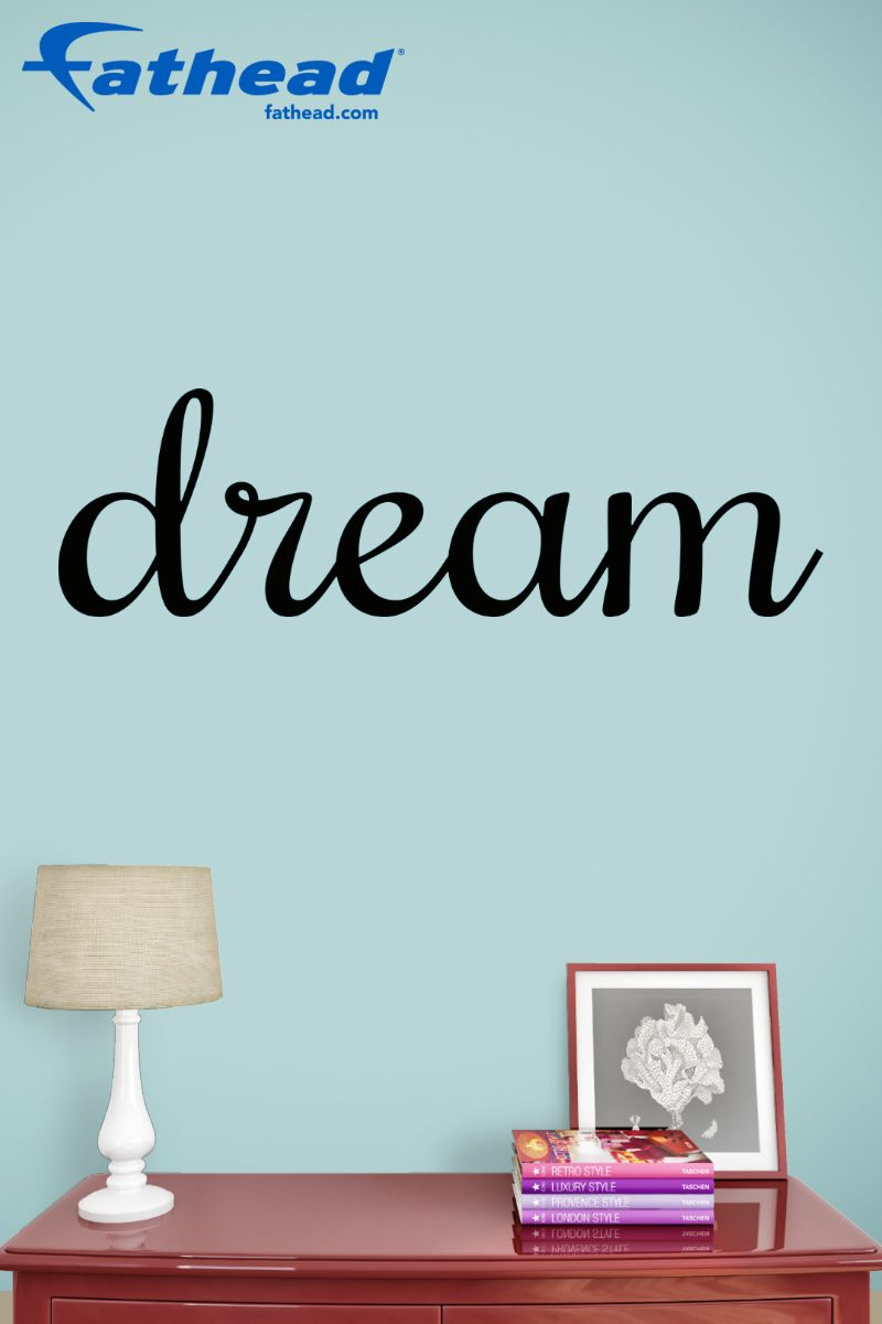 Brilliant Decor Shop. Shop Home Decor Graphics Words  Quotes at Fathead Bring your walls to life with s brilliant rub on transfer