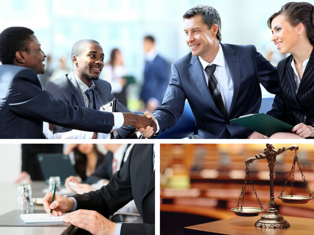 Events and conferences for lawyers