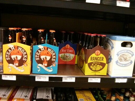 Yep  Ranger and Fat Tire on the shelves in BC Canada