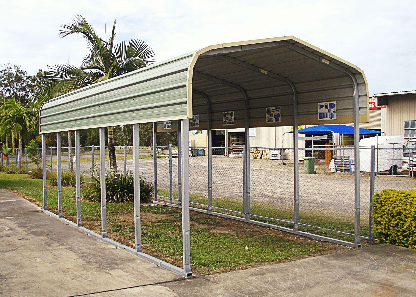 Portable Carport Qld Portable carport, Carport, Metal barn