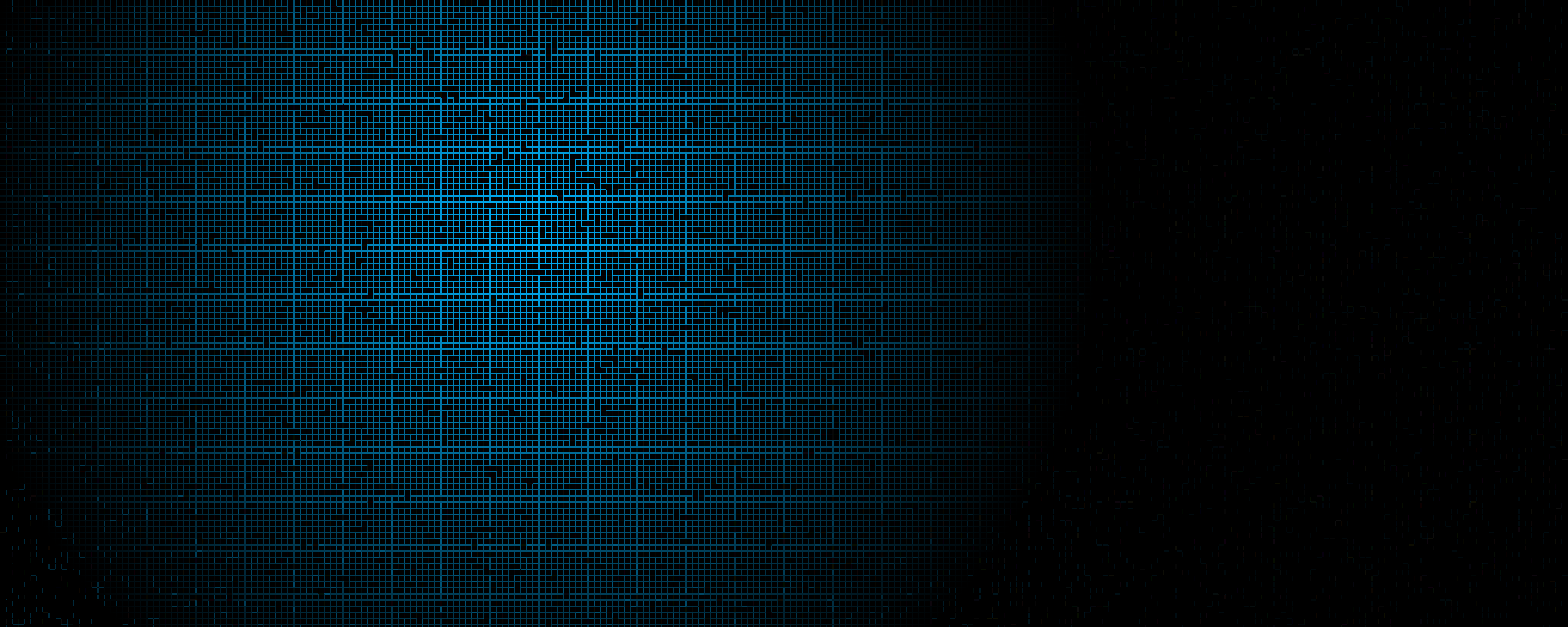 General 2560x1024 Abstract Multiple Display Pattern Gradient Texture Blue Dark Black Hd Wallpaper Abstract Blue Wallpapers