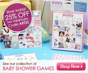 Lovely Top 20 Best Baby Shower Games     Diaper Derby