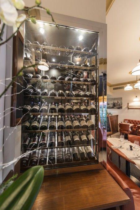Cave A Vin Provintech Sur Mesure Design Pour Le Restaurant Le