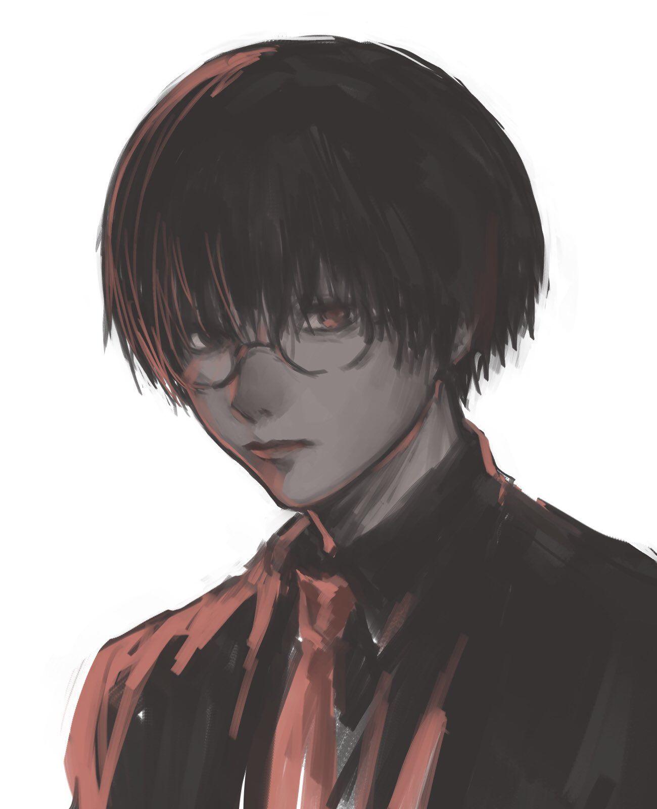 Ka_Ai_ri (twitter) Tokyo Ghoul Tokyo ghoul fan art