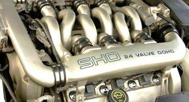 Yamaha Sho Dohc V 6 Ford Taurus Sho Ford Racing Cool Cars
