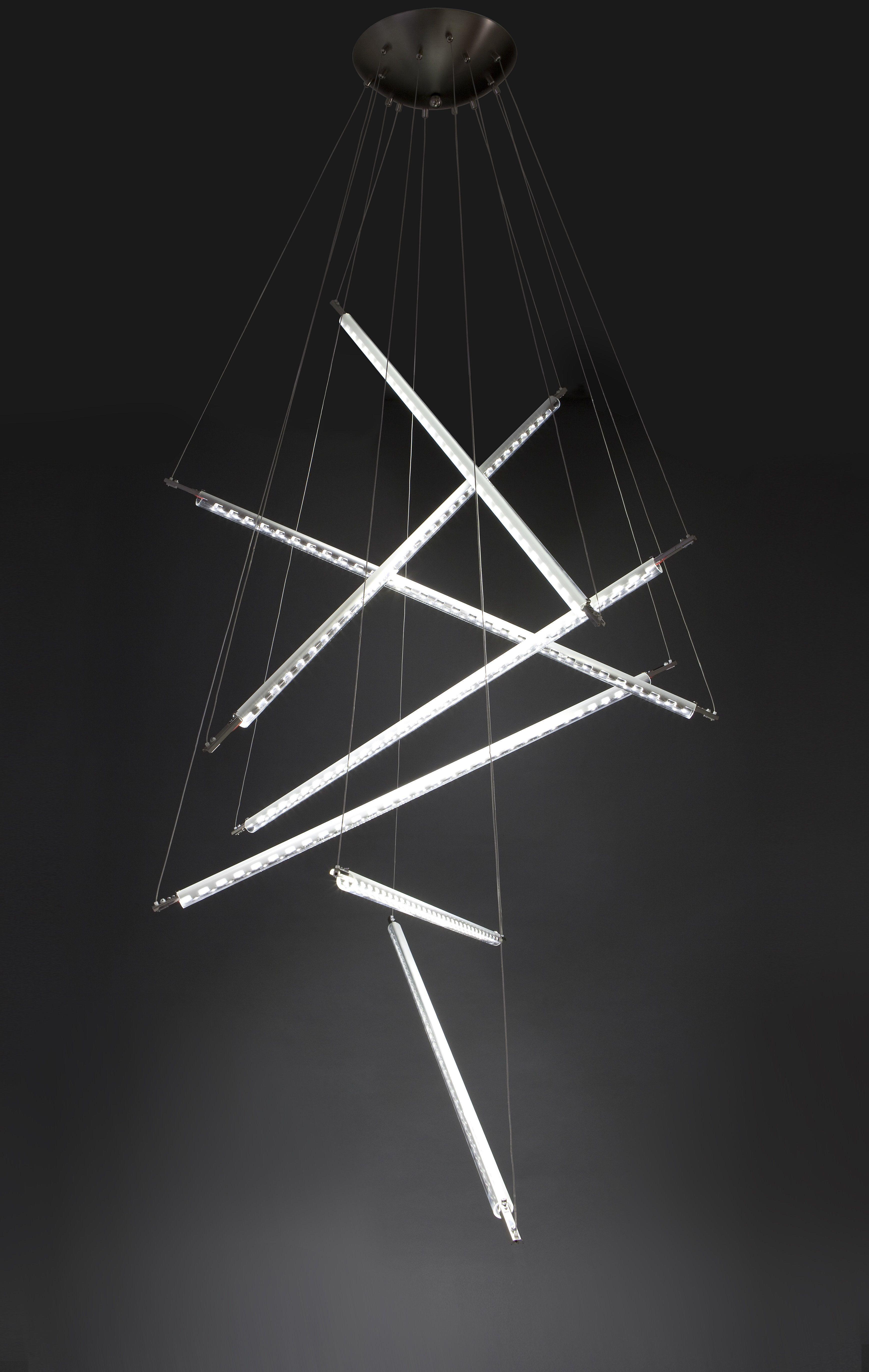 Suspension Design Neon Light 43 Building Tech Show From Frankfurt With Love