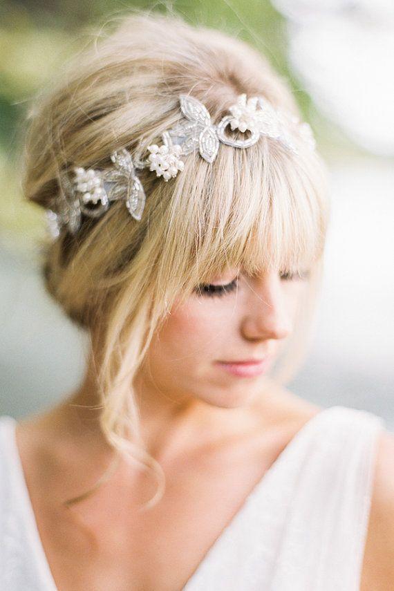Brautfrisuren fr mittellange Haare  Hochzeiten