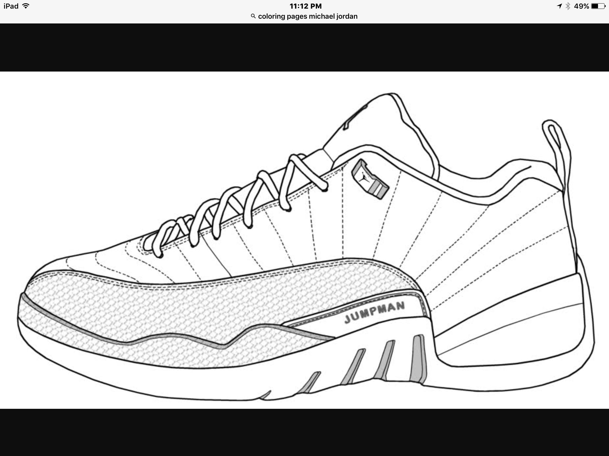Pin Sugar Queen Cake Art Jordan 12 Shoes Nike Cheap Air Jordans