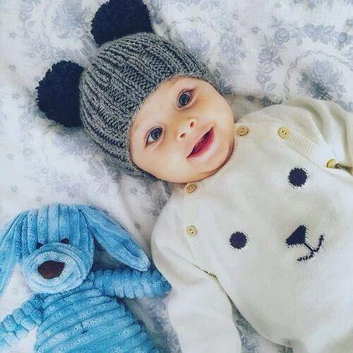baby, cute, and boy Bild
