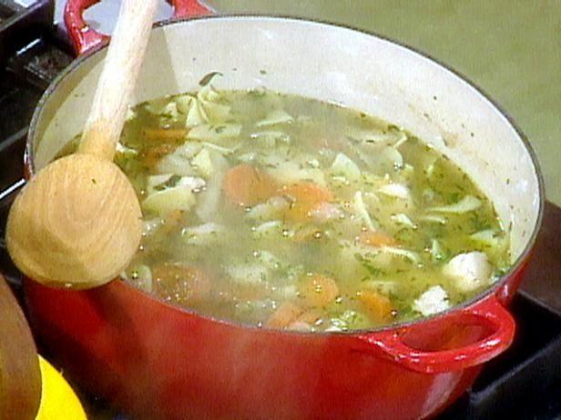 Quick Chick And Noodle Soup Recipe Soups Stews Pinterest