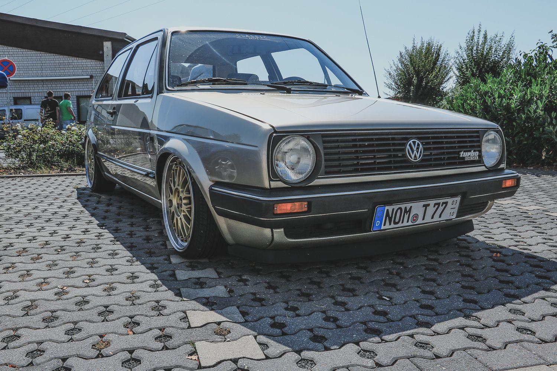 Golf 2 Turbodiesel Addicted2motorsport Bebra Vw Golf Golf2