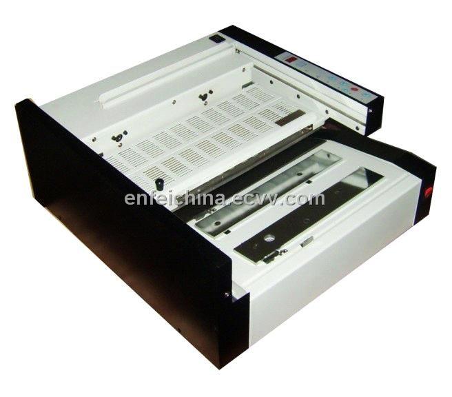 Perfect Book Binding Machine (350K) - China Perfect Book Binding Machine, ENFEICHINA