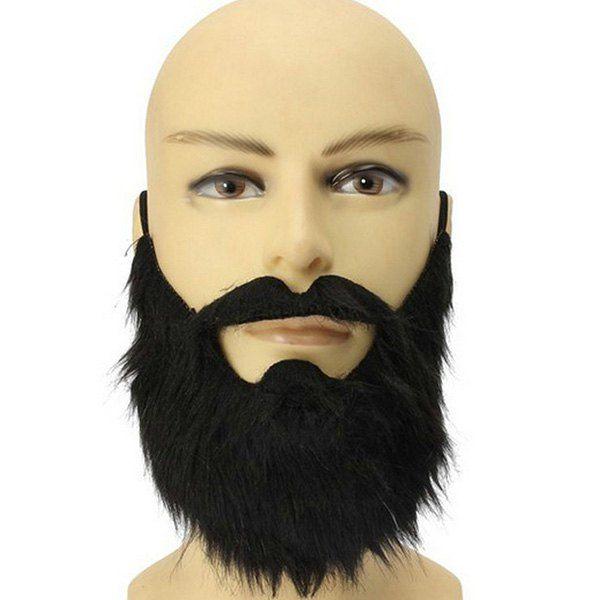 Halloween Party False Beard Cosplay Prop Decoration #women, #men - halloween costumes with beards ideas