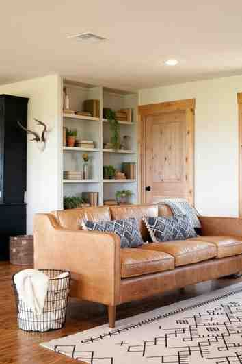 Eye Candy: 10 Super Cozy Southwest Inspired Living Rooms images