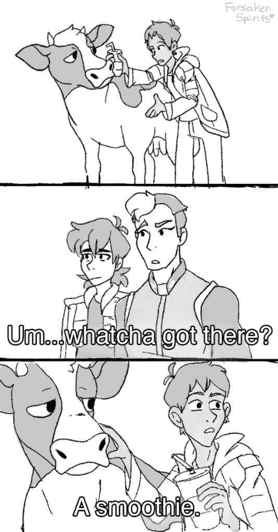 Shiro, Keith, Lance | Obsessions | Pinterest | Voltron klance, Form ...