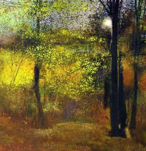 Kurt Jackson Tree Landscape Artist Kurt Jackson Abstract Landscape