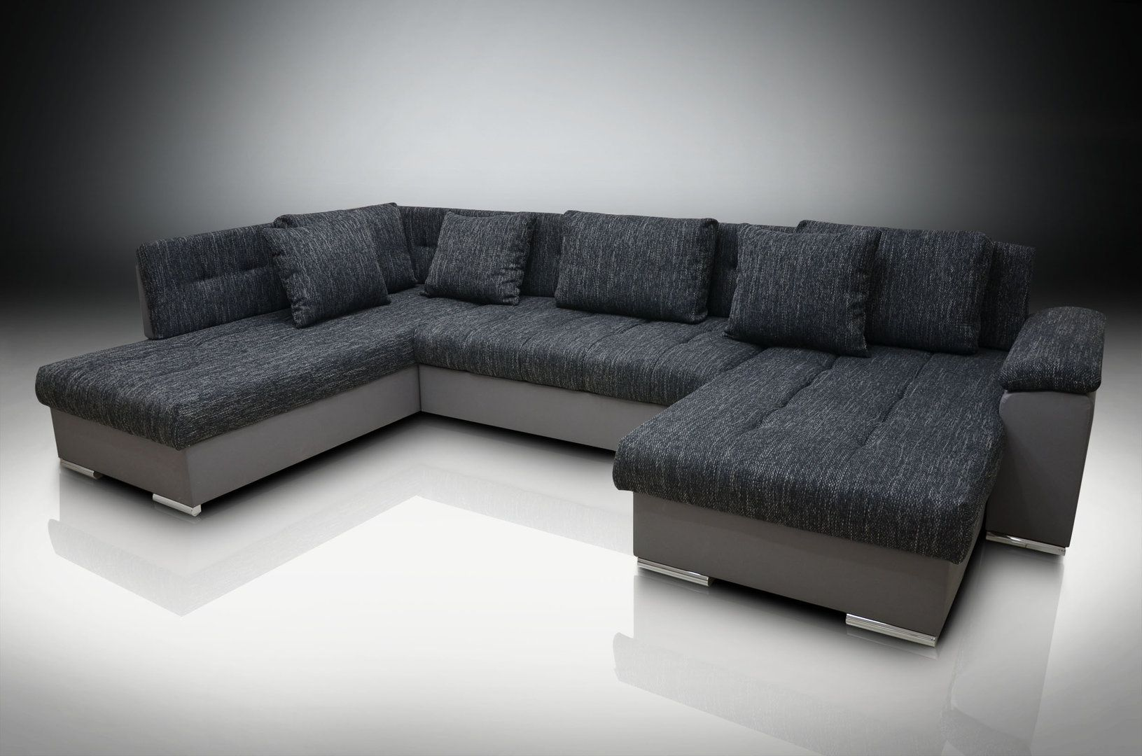 ERIC SOFA BED, DOUBLE CHAISE, RIGHT HAND CORNER GROUP