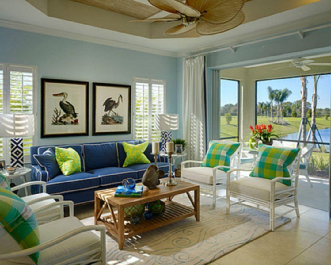 Florida Style Living Room Design Ideas 14 Florida Living