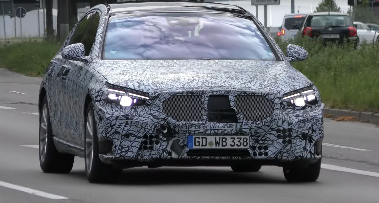 2021 mercedes sclass what we know and what to expect