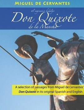 Don Quixote Spanish Pdf