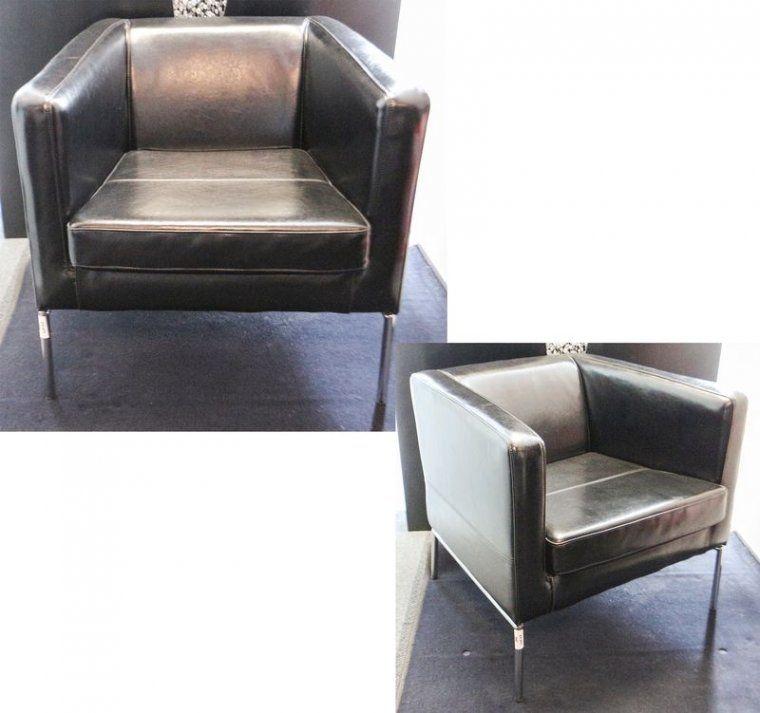 6 geheimen over fauteuil cuir noir ikea